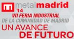 REDIMA GROUP EXPONE EN METALMADRID 2014